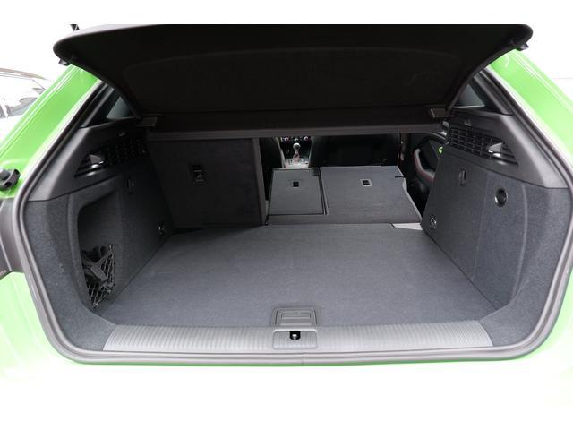 ベースグレード RSデザインパッケージ マトリクスLED マットアルミニウムスタイリングパッケージ 19インチアルミ(58枚目)