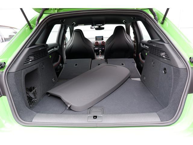 ベースグレード RSデザインパッケージ マトリクスLED マットアルミニウムスタイリングパッケージ 19インチアルミ(59枚目)