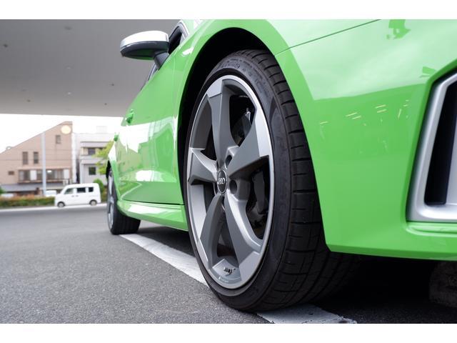 ベースグレード RSデザインパッケージ マトリクスLED マットアルミニウムスタイリングパッケージ 19インチアルミ(60枚目)