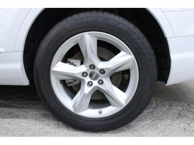 新車時オプションのリヤアシスタンスパッケージ(サイドエアバッグ(リヤ) アウディプレセンスリヤ アウディサイドアシスト)は、後方に障害物が突然出てきた時にセンサーとブレーキにて停止を補助します。