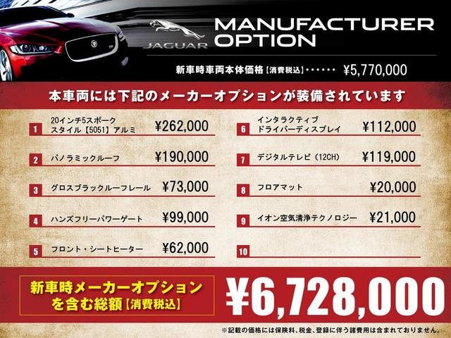 R‐ダイナミック S 250PS Gルーフ OP20AW(3枚目)