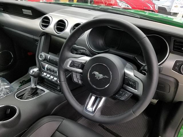 ファーストバック GT UK右ハンドル SYNC3システム(7枚目)