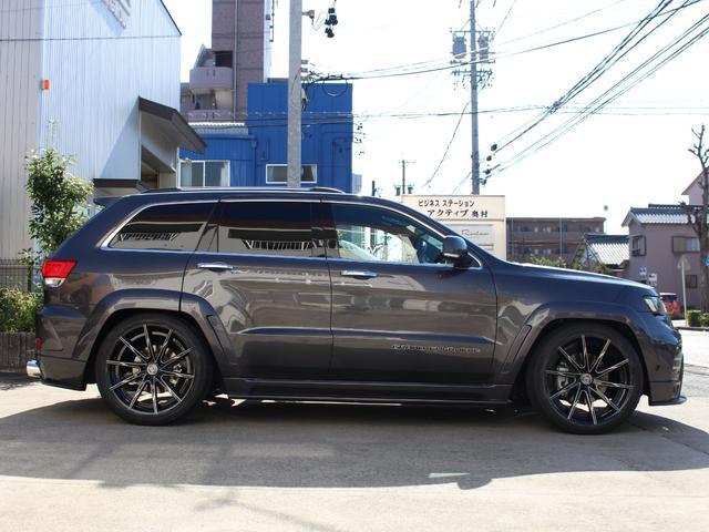 「その他」「ジープグランドチェロキー」「SUV・クロカン」「愛知県」の中古車3