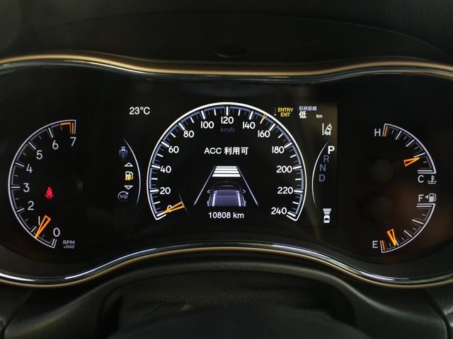 ハイグレードには「アダプティブ クルーズ コントロール <STOP機能付>」が搭載されております。その他にも、前面衝突警報や車線逸脱警報プラス、アドバンストブレーキアシストなども完備されております。