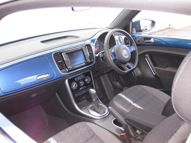 フォルクスワーゲン VW ザ・ビートル デザイン