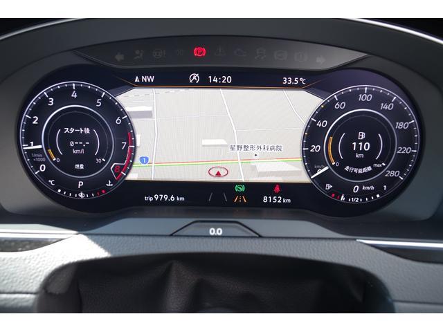 TSI 4モーション エレガンス デモカー 認定中古車(12枚目)