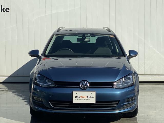 「フォルクスワーゲン」「VW ゴルフヴァリアント」「ステーションワゴン」「愛知県」の中古車7