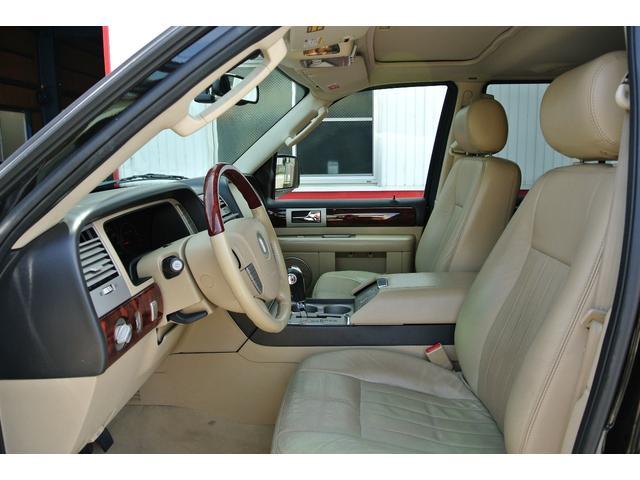 リンカーン リンカーン ナビゲーター アルティメイト 新車並行 4WD 1ナンバー登録 HDDナビ