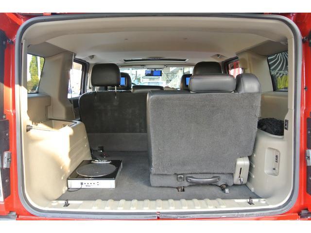 ラグジュアリーパッケージ 純正色ビクトリーレッド 実走行証明書 26インチAW 保証6ヶ月付(35枚目)