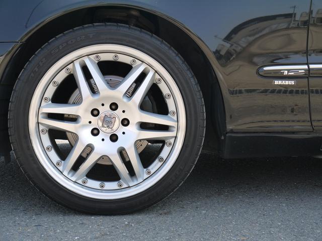 メルセデス・ベンツ M・ベンツ S500 セパレートシート 4人乗り ブラバスVer