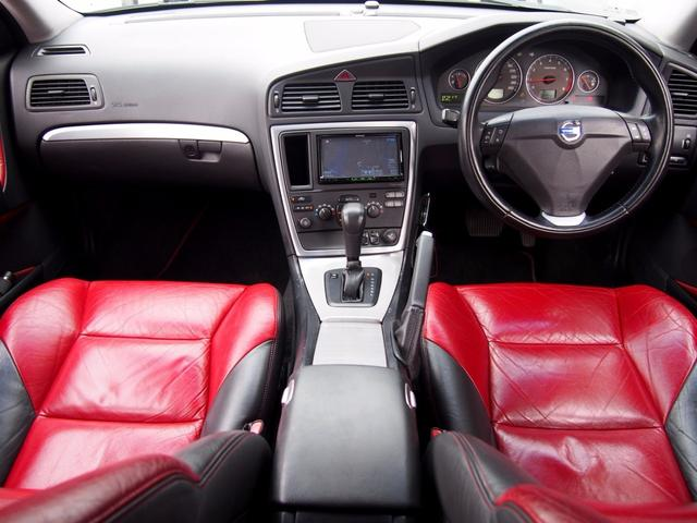 ボルボ ボルボ V70 2.4ダイナミックエディション 限定車 赤革 SR 下取車輛
