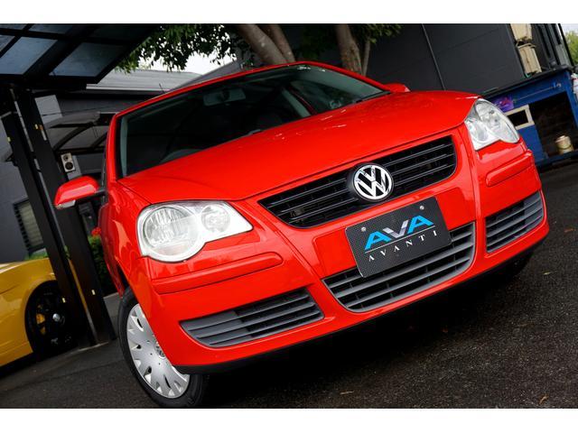 フォルクスワーゲン VW ポロ 1.4 トレンドライン ワンオーナー 禁煙 下取車輛