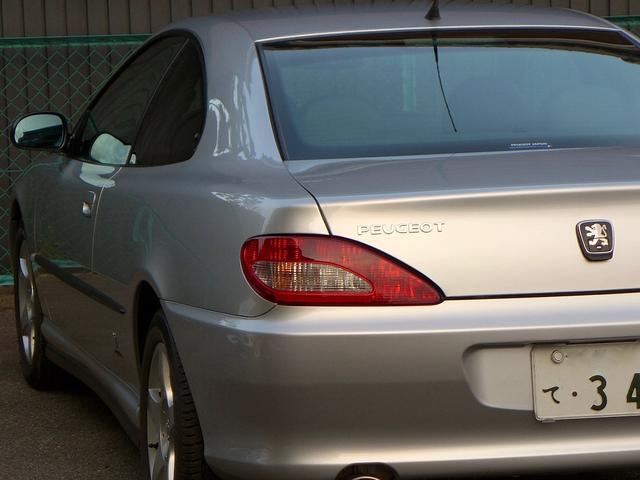 クーペ ワンオーナー 3.0 Auto 左ハンドル 日本仕様(20枚目)