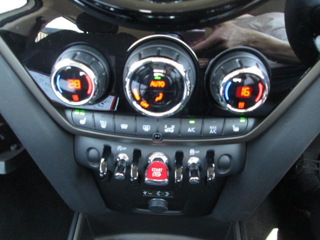クーパーSD クロスオーバー オール4 LED正規認定中古車(11枚目)