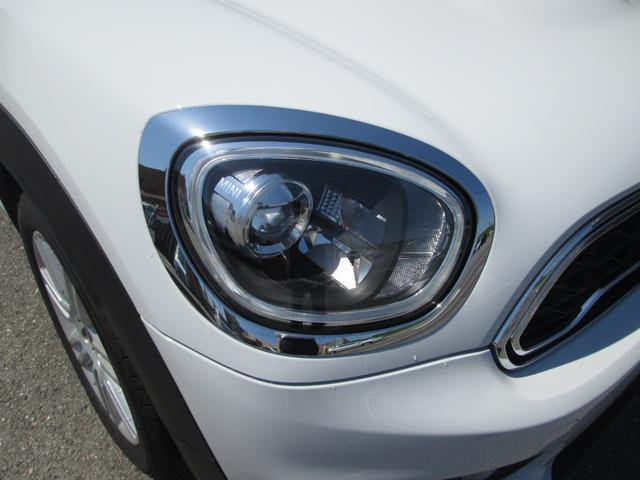 クーパーSD クロスオーバー オール4 LED正規認定中古車(17枚目)