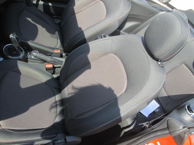 クーパー コンバーチブル ペッパーPKG 正規認定中古車(13枚目)