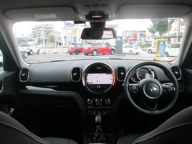 クーパーD クロスオーバー LED シートヒーター ペッパーPKG正規認定中古車(15枚目)