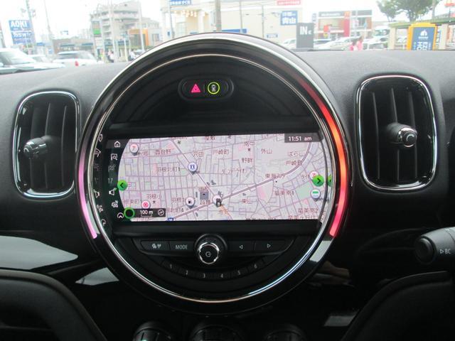 クーパーD クロスオーバー LED シートヒーター ペッパーPKG正規認定中古車(16枚目)