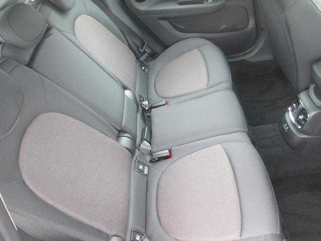 クーパーD クロスオーバー LED シートヒーター ペッパーPKG正規認定中古車(25枚目)