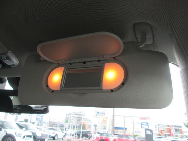 クーパーD クロスオーバー LED シートヒーター ペッパーPKG正規認定中古車(29枚目)