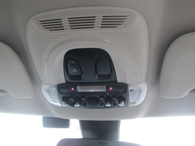 クーパーD クロスオーバー LED シートヒーター ペッパーPKG正規認定中古車(34枚目)