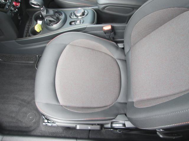 クーパーD クロスオーバー オール4 ペッパーPKG LED 純正ナビ 純正アルミ 正規認定中古車(13枚目)