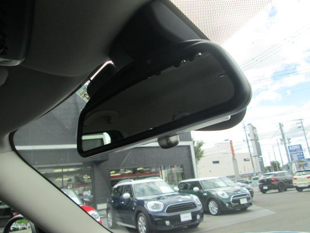 クーパーD クロスオーバー オール4 ペッパーPKG LED 純正ナビ 純正アルミ 正規認定中古車(22枚目)
