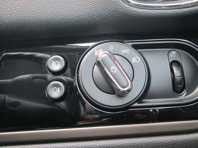 クーパーD クロスオーバー オール4 ペッパーPKG LED 純正ナビ 純正アルミ 正規認定中古車(23枚目)