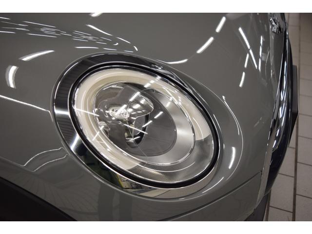 クーパーD 5ドア LEDヘッドライト 純正ナビ 正規認定中古車(13枚目)