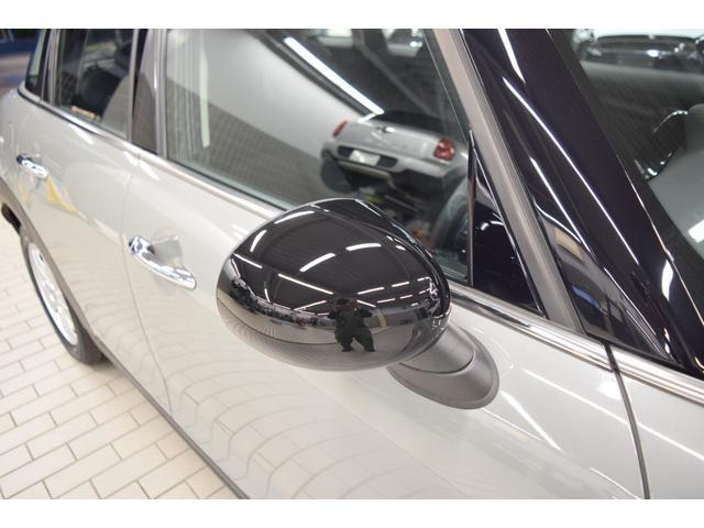 クーパーD 5ドア LEDヘッドライト 純正ナビ 正規認定中古車(15枚目)