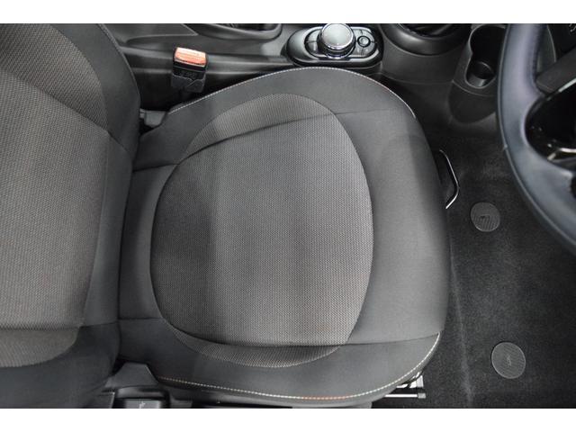 クーパーD 5ドア LEDヘッドライト 純正ナビ 正規認定中古車(19枚目)