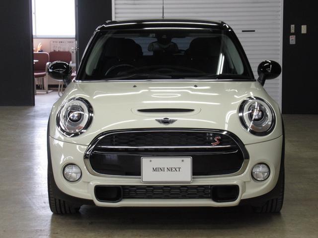 クーパーSD 5ドア マルチファンクション 純正OP17インチ正規認定中古車(10枚目)