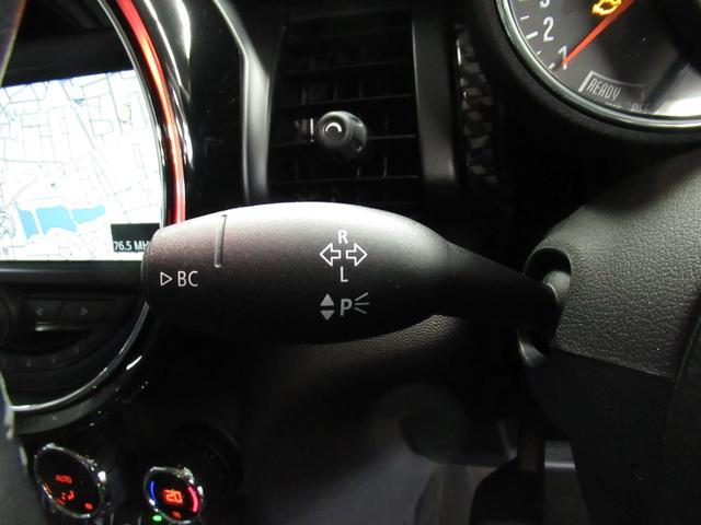 クーパーSD 5ドア マルチファンクション 純正OP17インチ正規認定中古車(27枚目)