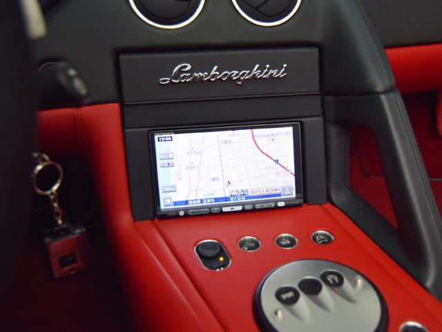 ランボルギーニ ランボルギーニ ムルシエラゴ・ロードスター LP640 パワークラフトエグゾースト ロッソメディスレザー