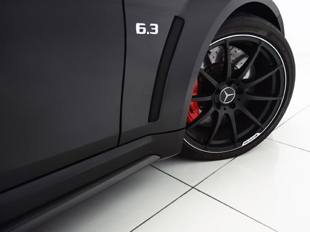 メルセデス・ベンツ M・ベンツ C63 AMGクーペブラックシリーズ エクスクルーシブPKG