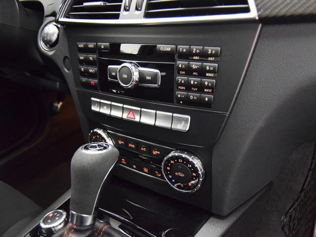 C63 AMGクーペ ブラックシリーズ 50台限定車(14枚目)