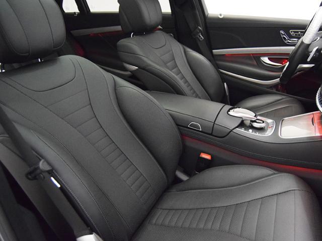 S550ロング AMGライン デジーノアッシュウッドトリム(9枚目)