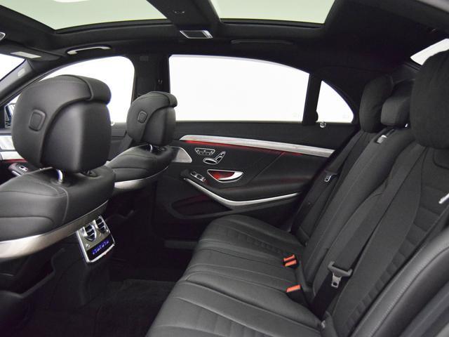 S550ロング AMGライン デジーノアッシュウッドトリム(11枚目)