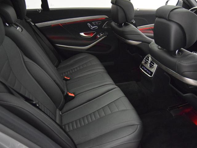 S550ロング AMGライン デジーノアッシュウッドトリム(13枚目)