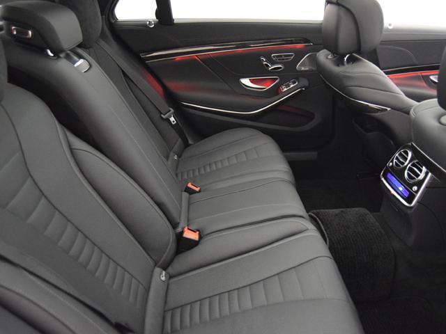 S550ロングAMGライン AMGスタイリングPKG(13枚目)