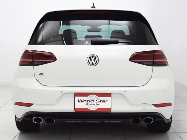 「フォルクスワーゲン」「VW ゴルフR」「コンパクトカー」「静岡県」の中古車4