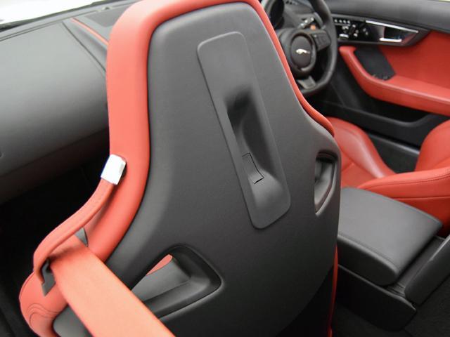 V8 Sコンバーチブル 15yモデル OP108 赤革シート(11枚目)
