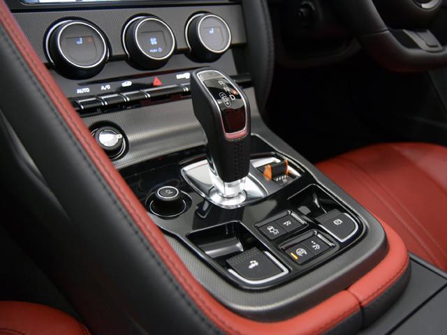 V8 Sコンバーチブル 15yモデル OP108 赤革シート(13枚目)