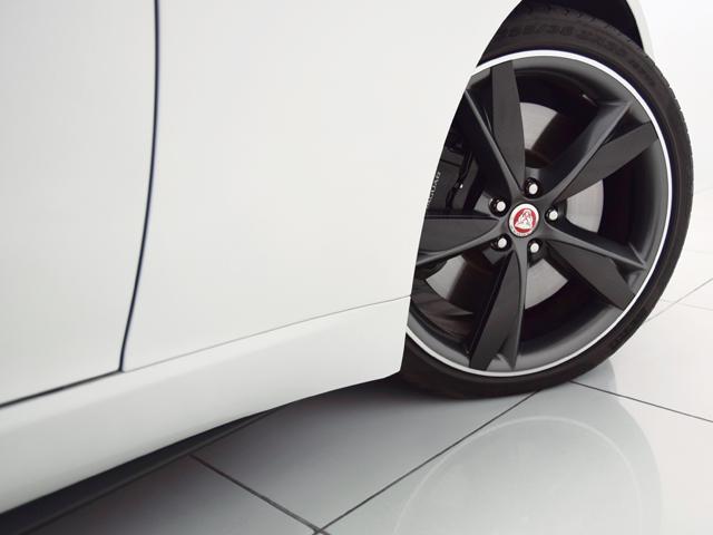 V8 Sコンバーチブル 15yモデル OP108 赤革シート(19枚目)