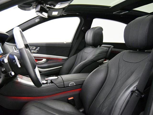 S550ロング プレミアムスポーツ ショーファーPKG(6枚目)