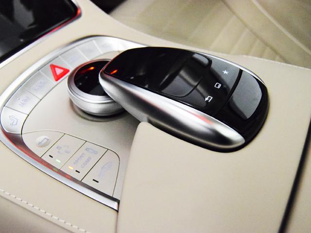 S550ロング AMGライン シルクベージュナッパレザー(16枚目)