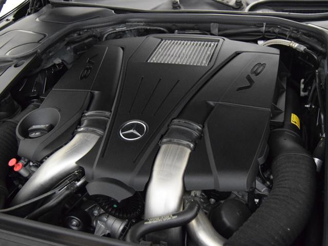 S550ロング AMGライン シルクベージュナッパレザー(20枚目)