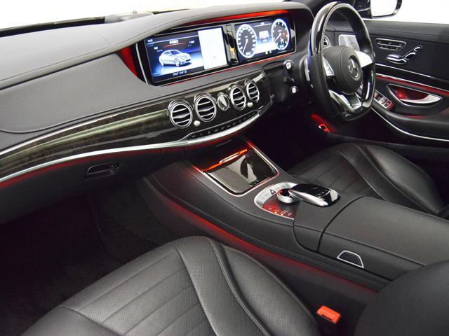 S550ロング AMGライン ヘッドアップD パノラマSR(7枚目)