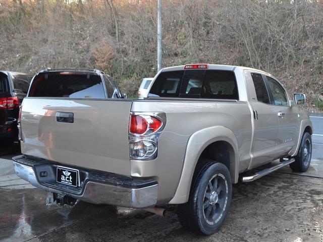 米国トヨタ タンドラ ダブルキャブ4WD20AWSR5カスタム