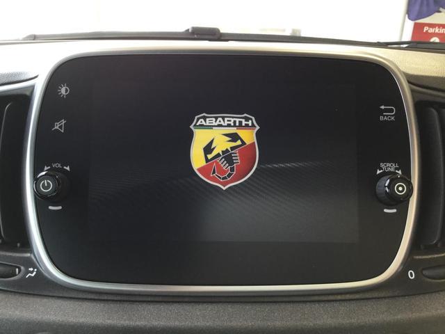 コンペティツィオーネ 左ハンドルマニュアル ユーコネクト 7インチタッチパネル アンドロイドオート アップルカープレイ ETC 認定中古車保証 ロードサービス(10枚目)